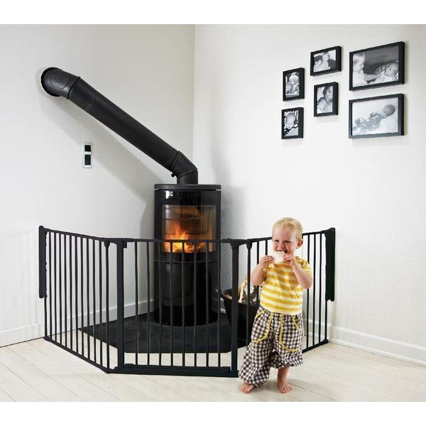 barri re de s curit b b modulable l babydan. Black Bedroom Furniture Sets. Home Design Ideas