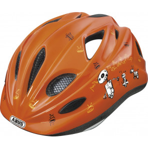 Casque vélo enfant Chilly ROBOT Orange