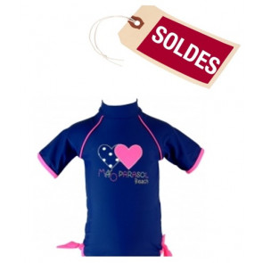 Tee-shirt anti UV Marinella Fille 3-4ans