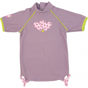 T-shirt anti UV coralie Fille 3-4ans