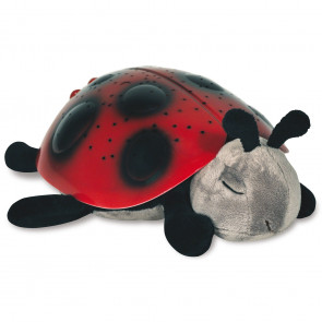 Veilleuse musicale Twilight Ladybug Rouge